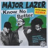 Major Lazer - Know No Better (SUPER CRUEL Remix)
