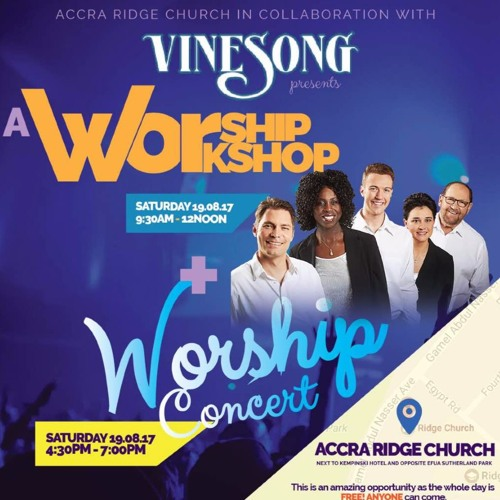 Worship Workshop - 19/08/2017