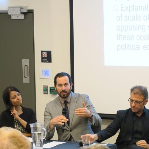 International intervention and local politics - book launch