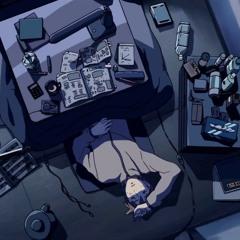 [ asleep ]