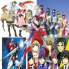 Ultraman Tiga - Brave Love, TIGA -  MEGA MIX (Original x COLUMBIA x Haiyore! Nyaruko-san x VOCALOID)