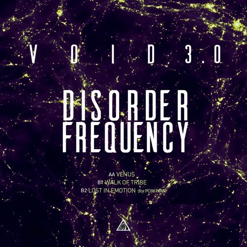 B1 Disorder Frequency - Walk Of Tribe