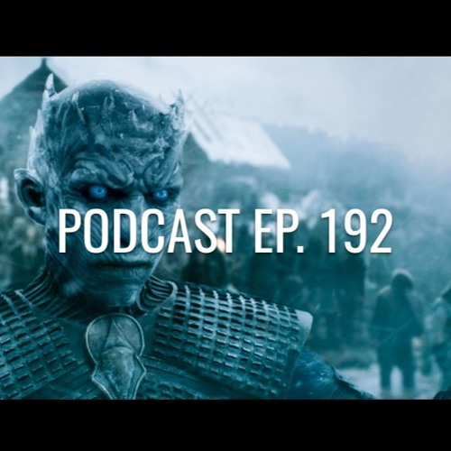 Podcast ep. 192: Death Note, Defenders, Game of Thrones