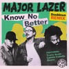 Major Lazer - Know No Better (Doobious Remix)