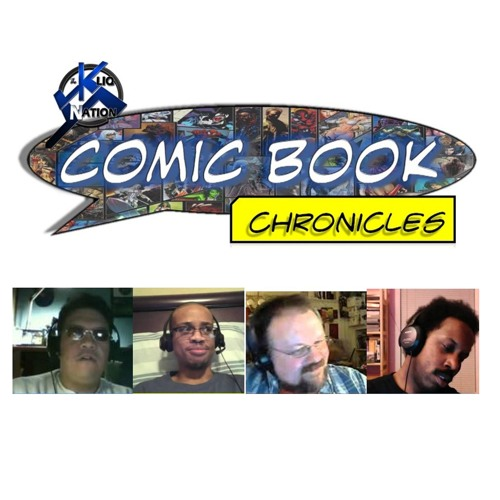 Comic Book Chronicles Ep. 229: Generational Titans