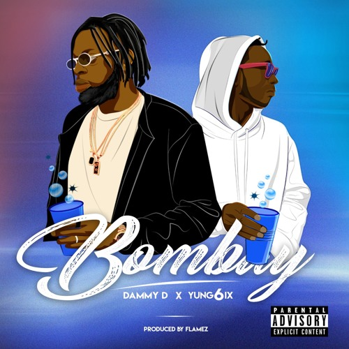 BOMBAY Feat Yung6ix (prod. By FLamez)