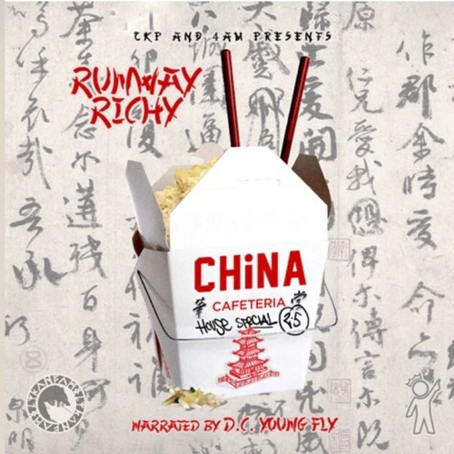 "Runway Richy  China Cafeteria 2.5 "" House Special"""