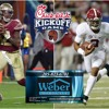 Florida State faces off with Alabama in Atlanta - Weber Mortgage podcast