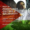 Music of Resistance, Culture and Solidarity (august 2017)