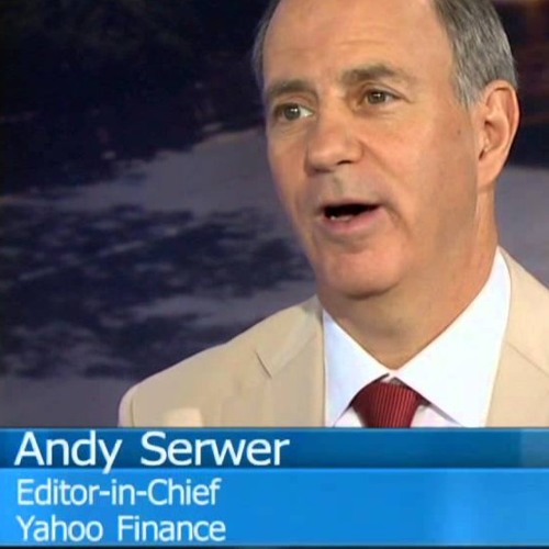 Current Stock Market an bubble? W/ Yahoo Finance Editor & Chief Andy Serwer