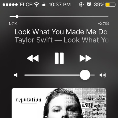 Baixar Taylor Swift - Look What You Made Me Do (TheLouud Remix)