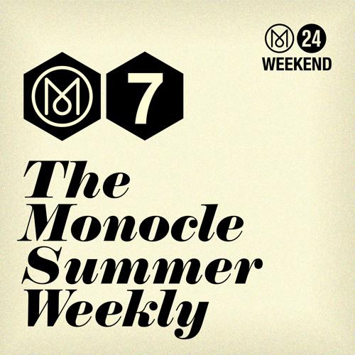 The Monocle Weekly - Saint Etienne, Josh Fehnert and Emiko Davies