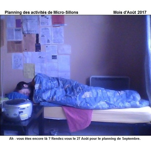 Emi-Sillon de Septembre 2017 - Version 30 mn