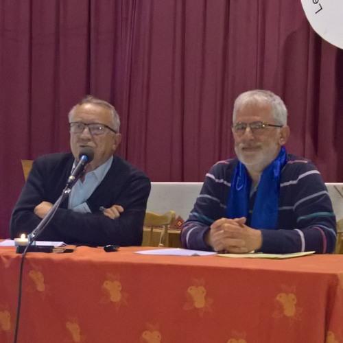 Témoignage de Marie-Bernard Diligent et Jean-Pierre Méaux groupe de Metz