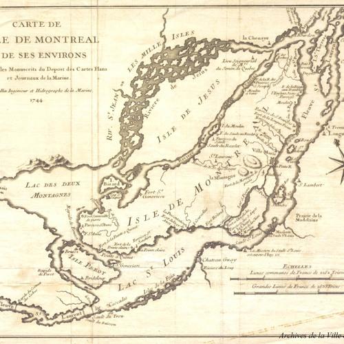 Rivières oubliées de Montréal