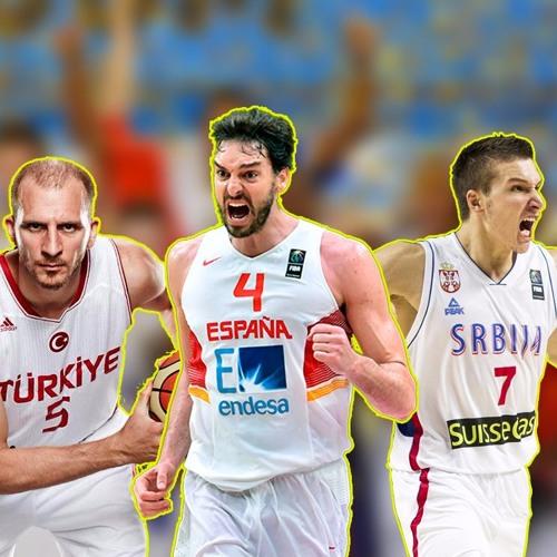 #29 - EuroBasket 2017 öncesinde Türkiye ve gruplar