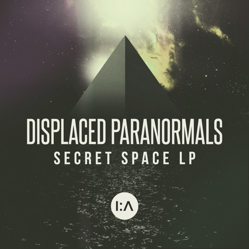 I:A Inception Audio -  Secret Space LP - Displaced Paranormals