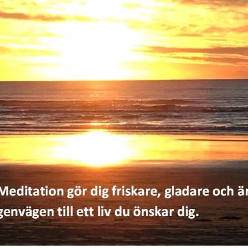 Meditation - genväg till lycka