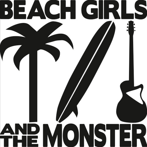 Beach Girls And The Monster – I Go Surfing (2017)