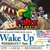 On The Wake Up Show: Steve talks to Mustafa Farran about T-Rex Planet