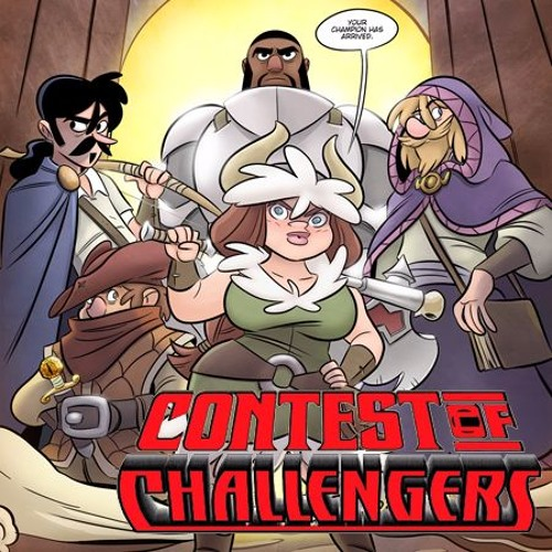'I'll do anything at all EVER for Challengers'(Contest of Challengers)