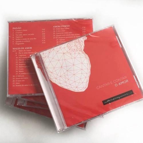 """Soneto Do Amor E Da Morte - CD """"Cantar e Contar o Amor"""" pelo Coro Anonymus"""
