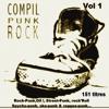 Compil rock punk - vol 1 - part 5  (did j is not a Dj) 37'26 mn