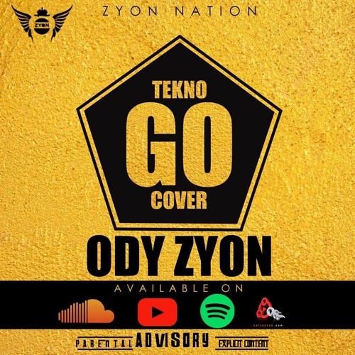 Tekno - Go (Ody Zyon Cover) by Ody Zyon on SoundCloud - Hear
