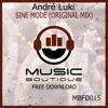 #MBFD015 - André Luki - Sine Mod (Original Mix)**FREE DOWNLOAD**