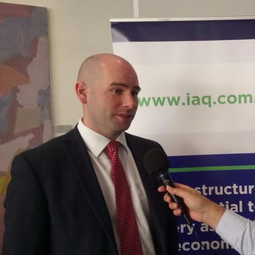 Interview With IAQ Keynote Speaker Adrian Dwyer on Road Reform