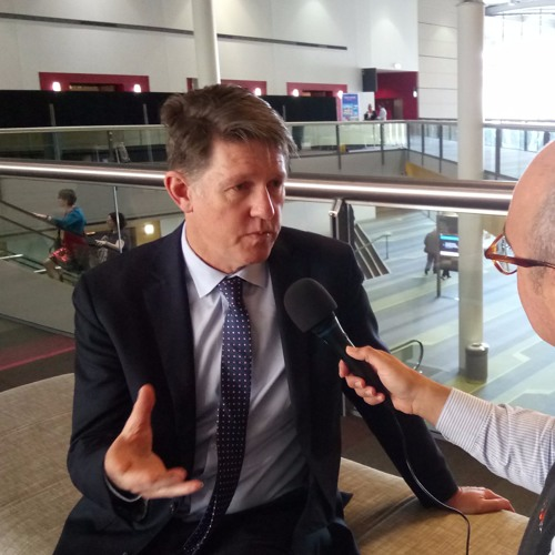 Interview With IAQ Keynote Speaker John Scales on Qld Infrastructure & Investment Outlook