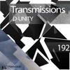 D-Unity - Transmissions Podcast 192 2017-08-21 Artwork