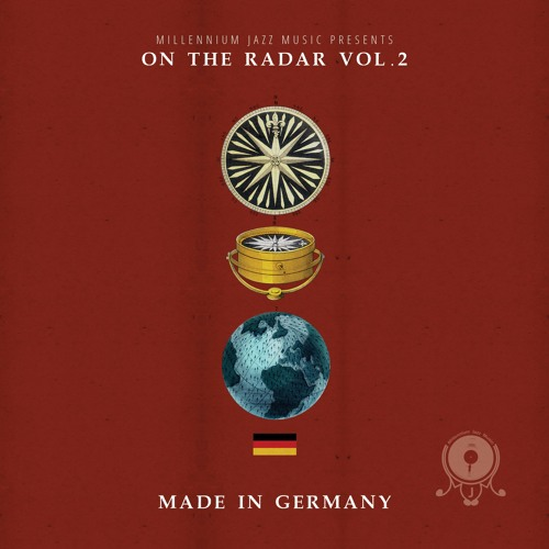 Made In Germany - On The Radar Vol.2 - Preview mix by Gadget