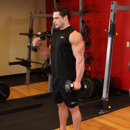 The Benefits of Hammer Curls