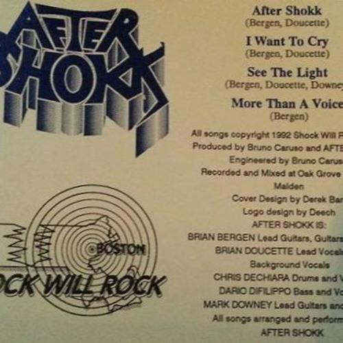 More Than A Voice-Aftershokk