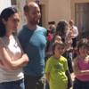 Mercredi 17 mai 2017 - Le militant écolo américain Rob Greenfield en conférence à Néris-les-Bains