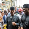 VP's Remarks at the Commissioning of BUA Cement Factory in Edo State on 29 August 2017