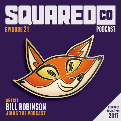 Episode 21 with Bill Robinson