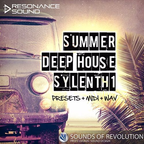 SOR - Summer Deep House Sylenth1 (incl. MIDI & Samples)