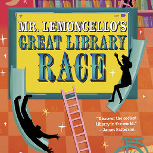 Mr. Lemoncello's Great Library Race by Chris Grabenstein, read by Jesse Bernstein, Chris Grabenstein