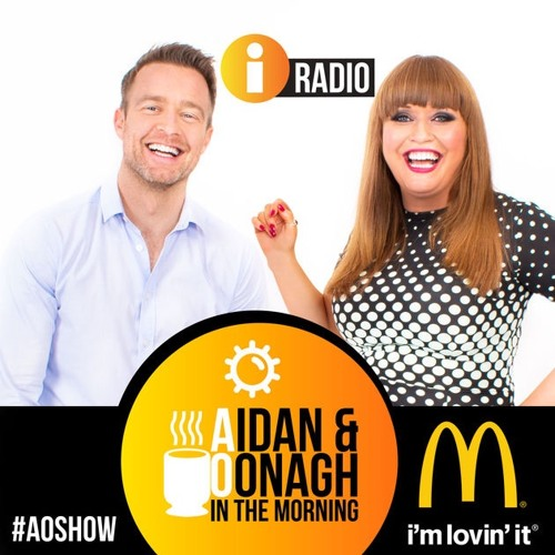 Interview on iradio breakfast show with Oonagh & Aidan