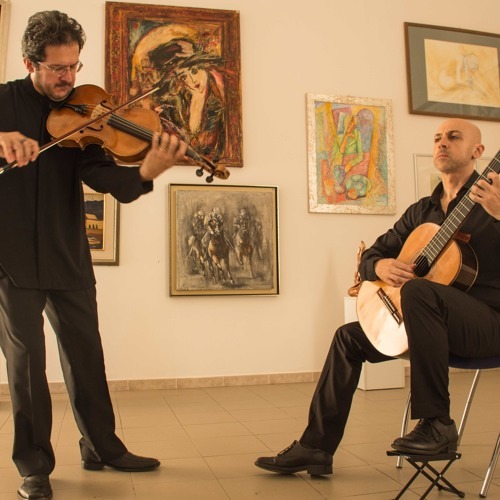 Duo Moebius - Paganini - Sonata Per La Grand Viola