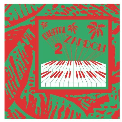 """DIGITAL ZANDOLI 2  """"Ban Di Fwam"""" by COCO FABERT"""