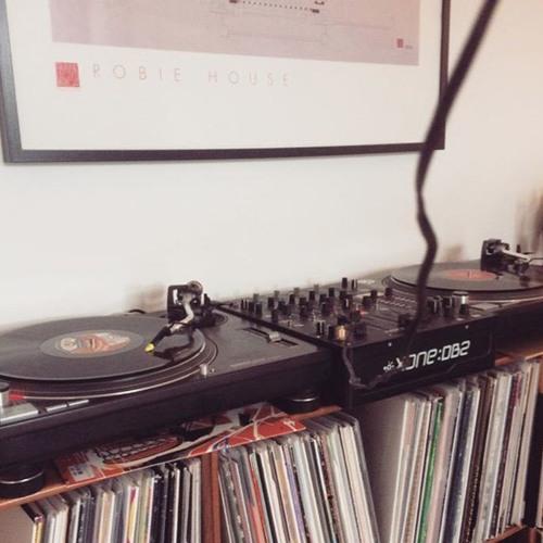 Mix Series 001 - Nps - Vinyl Mix