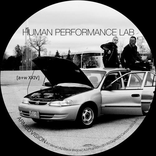 Human Performance Lab - Unity [a+w XXIV]