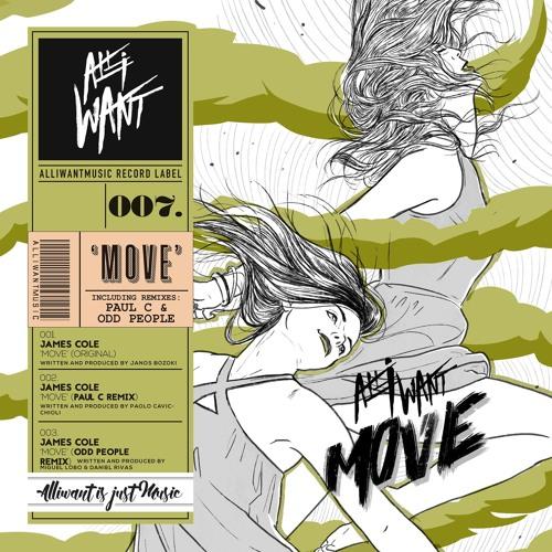James Cole - Move (Original Mix)