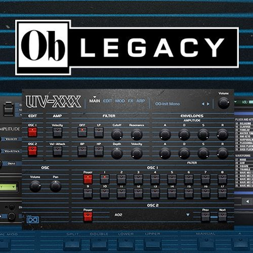 OB Legacy - The Awe Wave(for Suzanne)By Torley