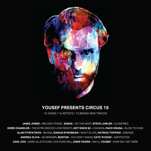 Carl Cox - Dark Alleys (Carl Cox Pure Mix) [Circus Recordings]
