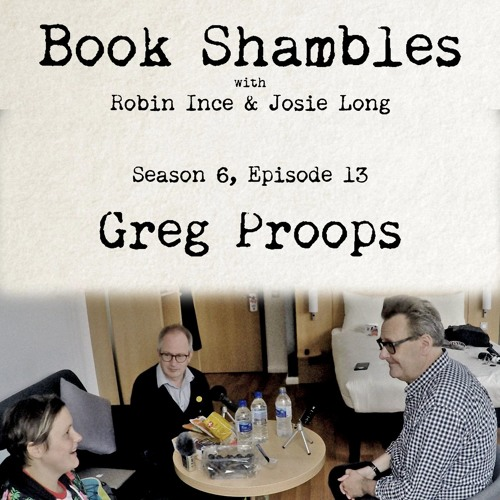 Book Shambles - Season 6, Episode 13 - Greg Proops