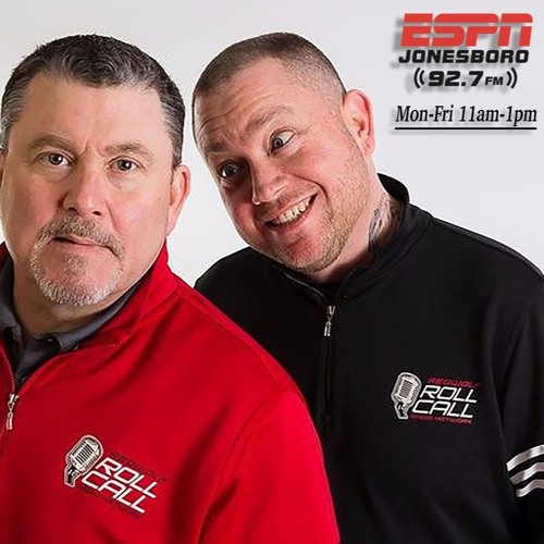 Red Wolf Roll Call Radio W/J.C. & @UncleWalls from Wednesday 8-30-17 on @ESPNJonesboro